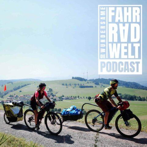 Draussendrang – Katrin und Jakob berichten vom Bikepacking mit Baby